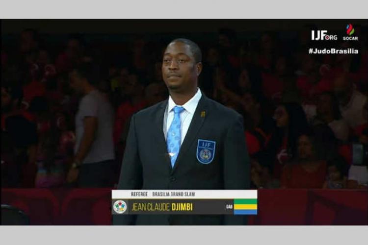 Judo : Jean-Claude Djimbi ira aux Jeux olympiques