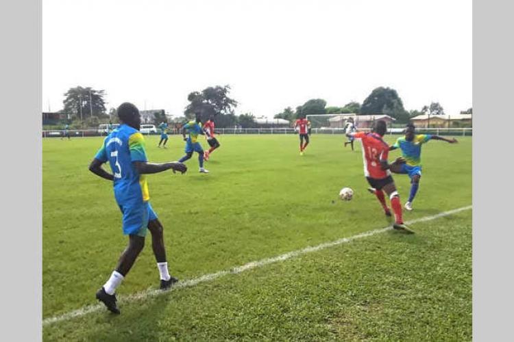 Bouenguidi Sports : Quelques réglages avant Ouagadougou