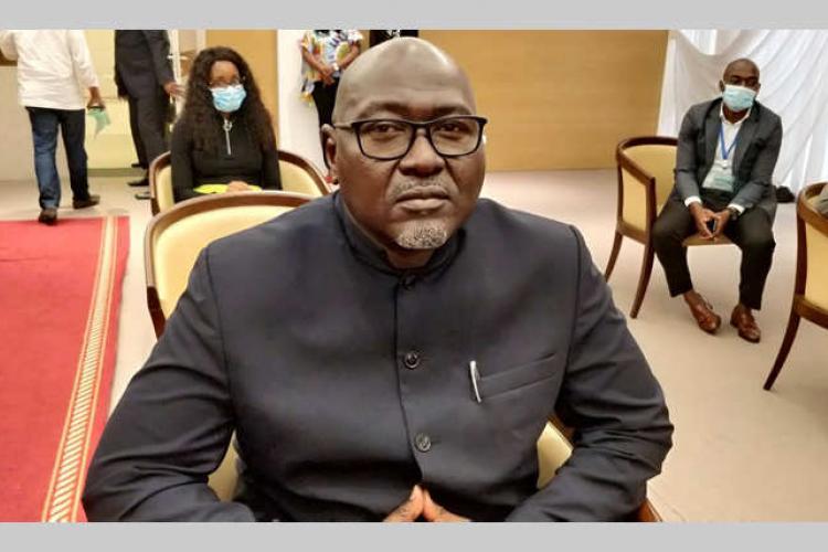 Hôtel de Ville: : Issa Malam-Salatou élu 5e adjoint au maire