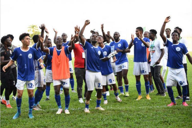 Football : Bouenguidi Sports va recevoir 30millions de francs de la Caf