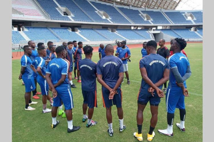06h:Coupe de la Caf : Bouenguidi Sports veut faire le boulot à la maison