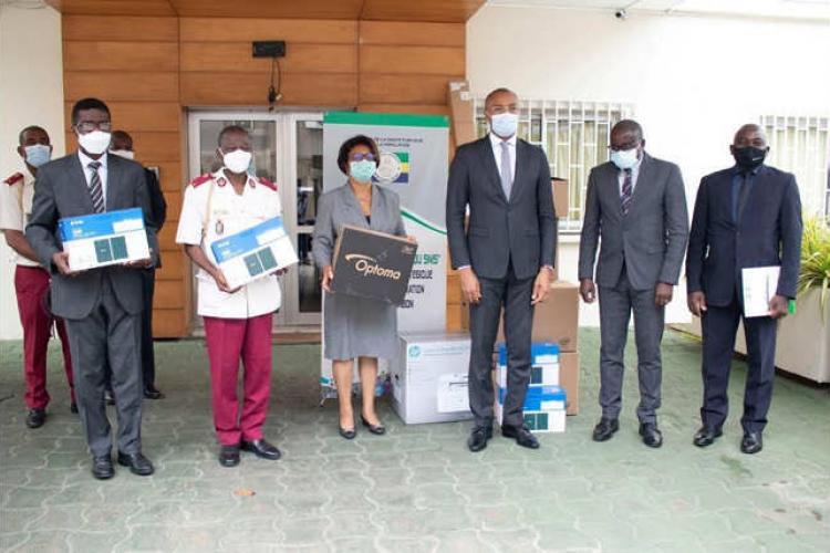E-santé : dotation des structures sanitaires