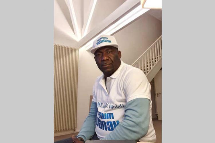 Entretien : Davy Mbembo-Mouandza entend préparer la relève