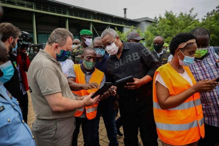 Traçabilité du boisgabonais : le gouvernement lance la phase test