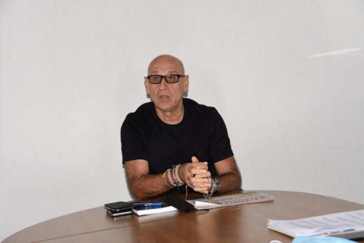 """Patrice Neveu : """"L'objectif est de se qualifier pour le Mondial"""""""