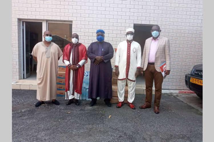 Ramadan : des vivres pour le CSAIG