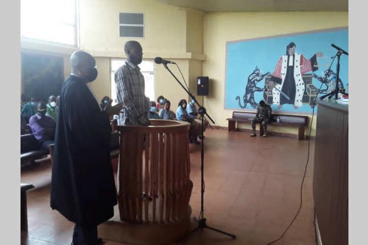 Franceville : Foutougou prend 4 ans pour viol sur mineure de moins de 15 ans, mais est libre