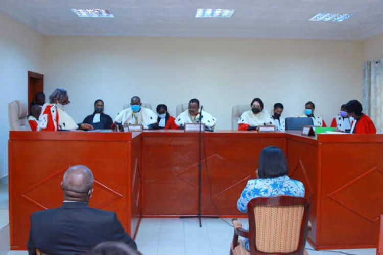 CPC de Port-Gentil : Isabelle Rashiwa-Rogalo et Justin Loundou en poste