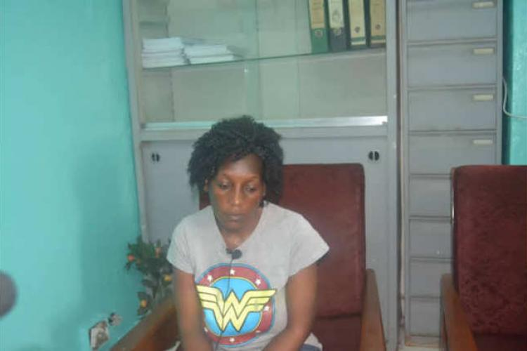 Port-Gentil : la voleuse d'enfant de Mouila neutralisée par les gendarmes