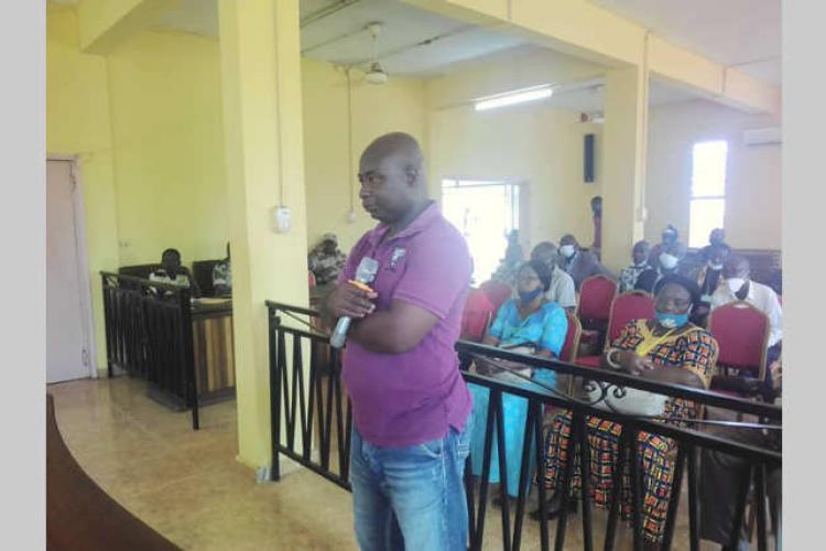 Oyem : un quadragénaire écope 5 ans pour escroquerie