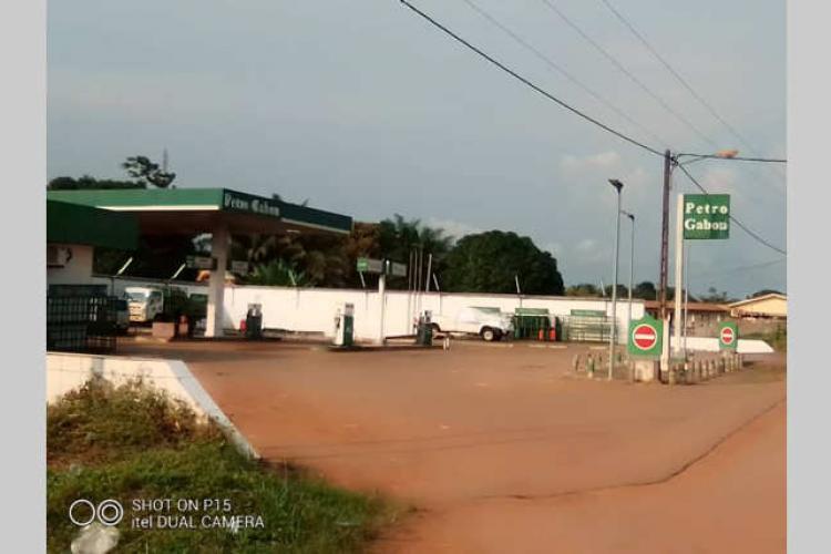 Mouila : plus d'un demi-million emporté de la station-service de Petro Gabon