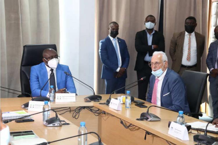 Investissement : Le groupe Immo IPS prêt à travailler au Gabon