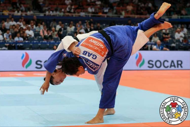 Mondiaux de judo : Les Gabonais à la trappe!