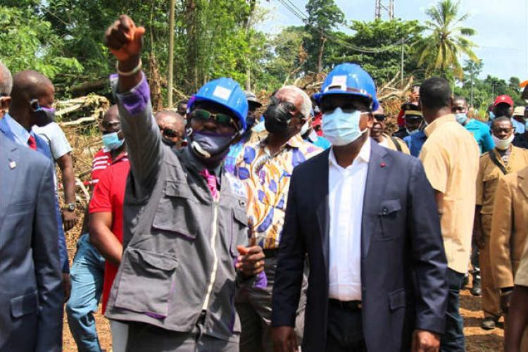 Eau : Poursuite des travaux d'adduction d'eau et d'électricité en milieu rural