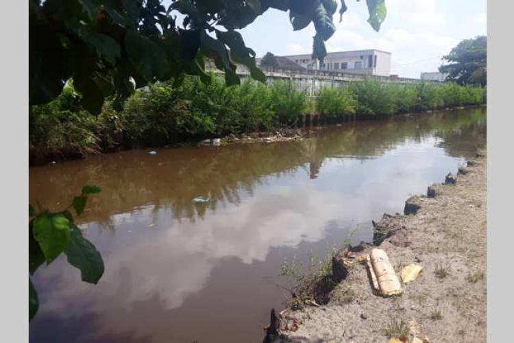 Port-Gentil : deux voleurs de poules se jettent dans le canal