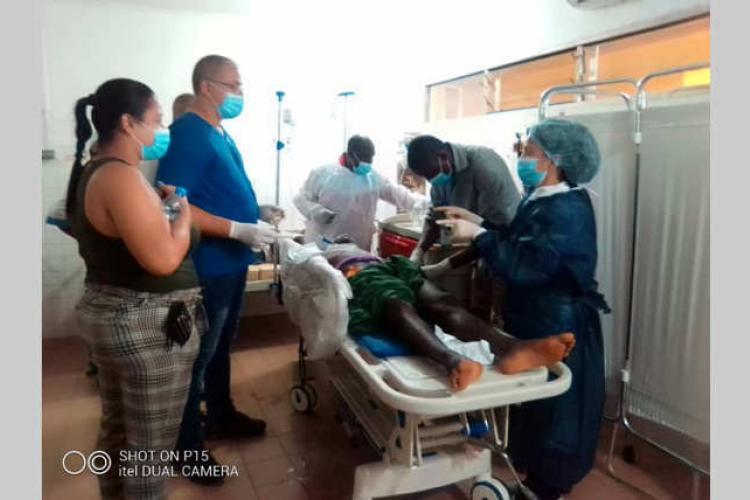 Mouila : 6 morts et plusieurs blessés dans une collision