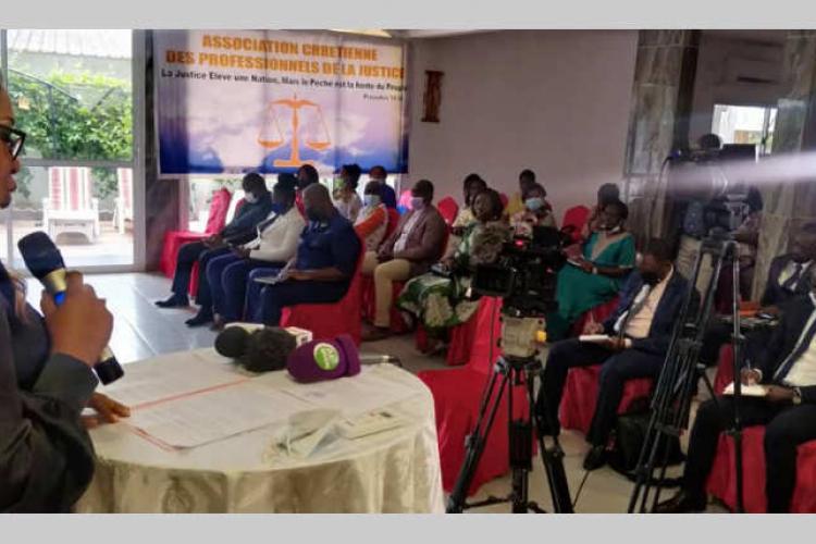 Conférence-débat : De l'éthique et de l'indépendance dans l'exercice de la justice