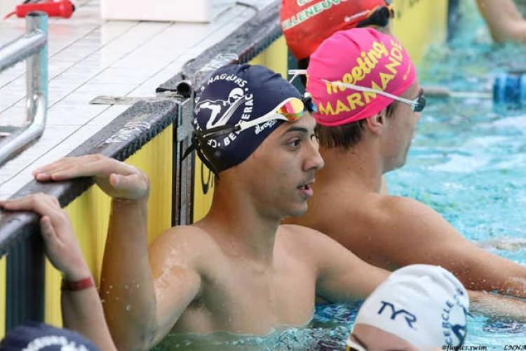 "Adam-Girard De Langlade Mpali : ""Battre le record du Gabon à Tokyo """