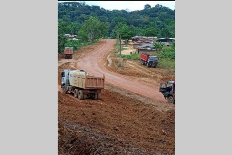 Tronçon Okondja-Tebe : Bientôt la fin du calvaire