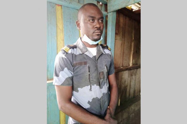 Sureté publique : Bikoukou Kimouna se faisait passer pour un capitaine de police
