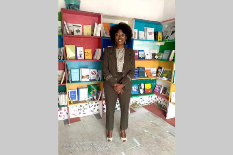Udeg : Pulchérie Abeme Nkoghe rempile