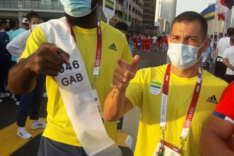 JO Tokyo 2021 : le Gabon connaît son ordre de passage