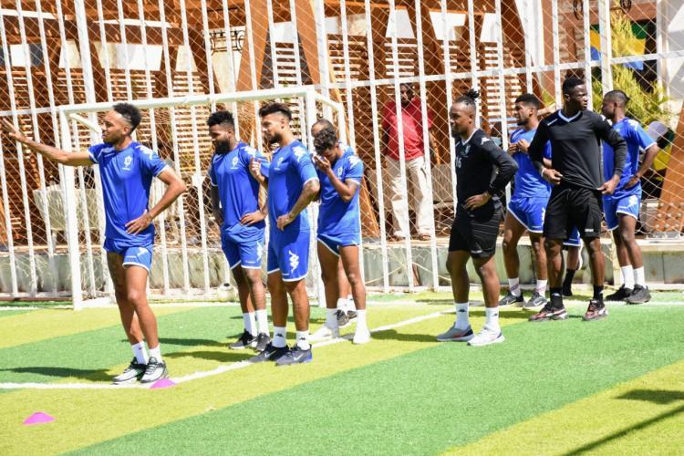 Le Onze probable Gabonais