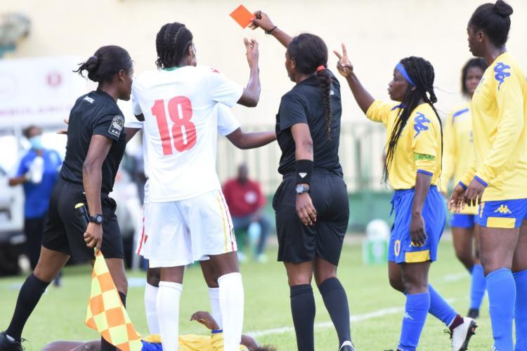 Éliminatoires Can dames 2022 : le Gabon bat et élimine le Congo (1-0)