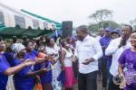 SDG : Le parti poursuit sa tournée de remerciements aux électeurs