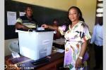 Département de la Zadié : Koho-Nlend élue, ballottage entre Efoucka et Ngozo Issondou