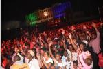 Grand concert de l'indépendance au bord de mer : Les artistes à l'unisson