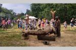 Sculpture monumentale : Quand l'art gabonais séduit à l'international