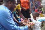 Kango/Œuvre de bienfaisance : Des kits scolaires pour les élèves des écoles publiques