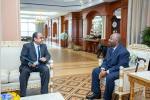 Coopération Gabon-Egypte : Le soutien du président Al-Sissi à son homologue gabonais