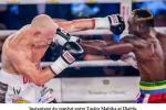 Boxe : Victoire contestable de Krzysztof sur Taylor Mabika