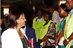 Administration publique : Madeleine Berre apaise les syndicalistes