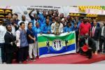 Taekwondo : La DGDI vainqueur de l'épreuve