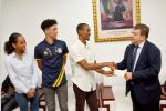 Jeux olympiques 2020 : Trois Gabonais déjà qualifiés