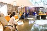 Lutte contre le Covid-19 : l'appui de la France au Gabon