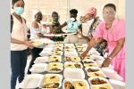 Covid-19 : une semaine de repas pour les soignants de l'HIAA