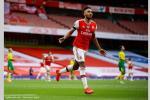 Classement des buteurs de Premier League : Aubameyang rejoint Jamie Vardy