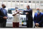 Santé : SIVVA Gabon offre un véhicule au Copil
