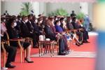 17-Août : Ali Bongo Ondimba magnifie l'héritage de ses prédécesseurs