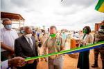 Filière-bois : Lee White inaugure la nouvelle usine de Precious Wood CEB