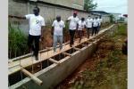 Bienfaisance : une canalisation pour circonscrire les inondations à Akanda