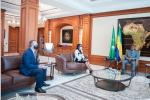 Colloque international de Brazzaville : Ossouka Raponda rend compte à Ali Bongo Ondimba