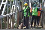 RSE : Oprag réhabilite le pont d'Alenakiri
