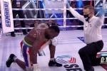Boxe : Taylor Mabika envoyé au tapis au 6e round