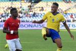 """Pierre-Emerick Aubameyang : """"Nous allons nous battre avec la dernière énergie pour obtenir ce trophéeau Cameroun"""""""