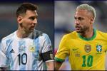 Copa America 2021 : une finale de rêve entre le Brésil et l'Argentine
